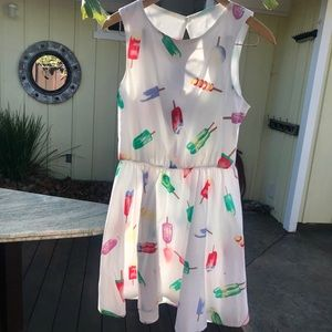 Popsicle Dress by Bailey Blue size M